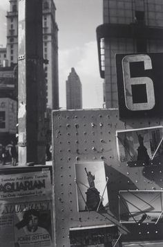 New York City, 1980 by Lee Friedlander