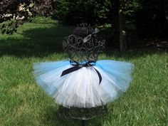 Diy tutu..  I love this alice in wonderland great for costume events soooo easy you should try it
