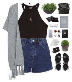 """""""""""Don't tell your mother"""" / 21.17"""" by shaniaayr ❤ liked on Polyvore featuring Zara, Topshop, Violeta by Mango, Ethan Allen, Loewe, Vanessa Mooney, NARS Cosmetics, Royce Leather, Broste Copenhagen and Valentine Goods"""