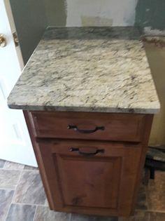 Surf Green Granite Countertop North American Stone Stone S Z Rochester Ny New Kitchen