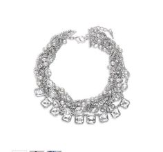Chloe and Isabel Multi-Strand Signature Torsade Necklace - N011BD - NEW - Rare
