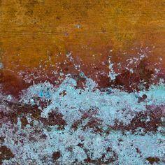 Copper Patina Photograph  - Copper Patina Fine Art Print