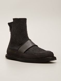 Trapeze (non leather) boot by ROMBAUT