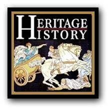Heritage #History has compiled an extensive collection of Historical #Books and organized them into collections. Each Collection has a theme of study, providing a student with a well rounded World History #Curriculum beginning in the 4th grade and moving through the High School years.