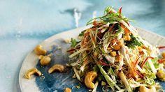 Chicken & lemongrass salad | Thai salad | SBS Food