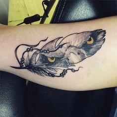 #şahin #göz #tattoo #tüy