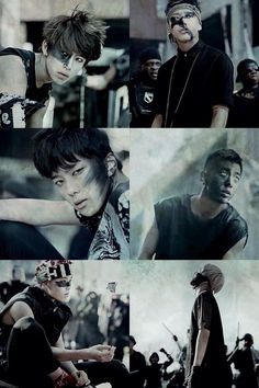 From B.A.P 's new teaser. Cannot wait for the whole music video. ^_^