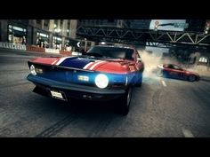In the video, Patrick Callahan outlines his plans for a new motorsports series and introduces players to two key racing clubs he needs to recruit as in-game footage showcases some of GRID 2's American locations, including Street Racing in Chicago, Track Racing at the legendary Indianapolis Motor Speedway and Road Racing at the dramatic Californi...