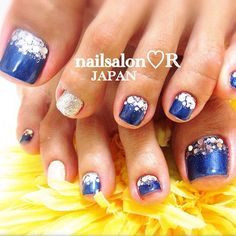 Instagram photo by rie_nail  #nail #nails #nailart