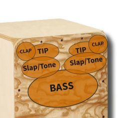 Workshop: Basics Cajon-Schlagtechnik