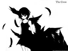 Song: BlackBirds Artist: Linkin Park So, I was going to upload this last week(month), but I was a bit lazy. Dark Photography, Manga Girl, Anime Girls, Games For Girls, Crow, Batman, Superhero, Animals, Fictional Characters