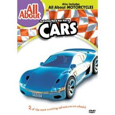 All About Cars/All About Motorcycles --- http://www.amazon.com/All-About-Cars-Motorcycles/dp/B000G0O59G/?tag=jayb4903-20