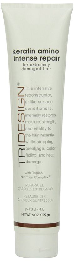 Tri Keratin Amino Intense Repair, 6 Fluid Ounce -- You can get more details by clicking on the image. (This is an Amazon affiliate link)