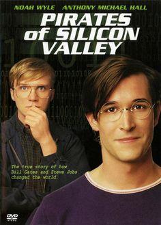 Piratas de Silicon Valley: narra la génesis de dos empresas informáticas que han sido claves en la conformación de nuestra sociedad tal y como la conocemos, Apple y Microsoft, a través de sus creadores.