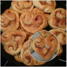 Kanelboller/hjerter Apple Pie, Desserts, Food, Tailgate Desserts, Deserts, Essen, Postres, Meals, Dessert