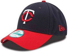 New Era MLB The League 2Tone 9FORTY Adjustable Cap - Minnesota Twins, One Size  http://allstarsportsfan.com/product/new-era-mlb-the-league-2tone-9forty-adjustable-cap/?attribute_pa_teamname=minnesota-twins&attribute_pa_size=one-size  100% polyester Team Primary color on crown Team Secondary color on visor