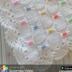 Crochet Handwarmers - Tutorial Mochila D - Diy Crafts Diy Crafts Knitting, Diy Crafts Crochet, Baby Afghan Crochet, Crochet Blanket Patterns, Scrap Yarn Crochet, Baby Shawl, Baby Kind, Baby Knitting, Couture