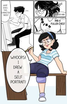 Commission AurePeri TG Comic by RisingFang on DeviantArt Comics Story, Fun Comics, Tg Transformation Comics, Transgender Comic, Tg Tf, Trans Art, Pokemon, Feminized Boys, Body Swap