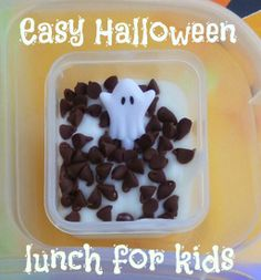 Mamabelly's Lunches With Love: Spooky Lunch