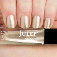 Julep Nail Polish Spencer! + GIN Freedom Polymer Top Coat!