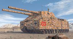 nazi super tank - Google Search