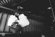 bride and groom  One Devonshire Gardens wedding by Struve Photography