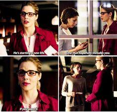 Felicity & Thea #Arrow #Al Sah-Him
