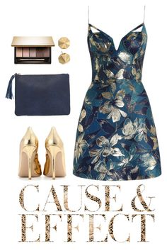 """{3}"" by yvmackelenberg ❤ liked on Polyvore featuring Zimmermann, Clarins, Gianvito Rossi, Neiman Marcus, Rebecca Minkoff and Envi"