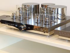Audio Alto AA PP50 - Integrated Multi Mode Amplifier