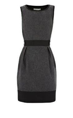 karen millen urban tweed mini dress $199... I would buy this... on sale.