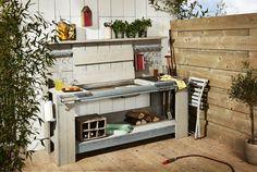 Buitenkeuken maken? Stap voor stap uitgelegd ✓ Vakkundig klusadvies &…