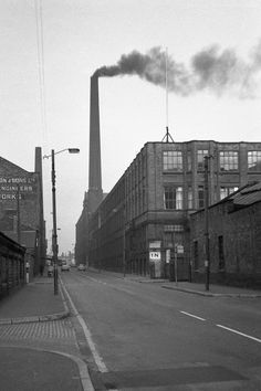 Hamilton & Sons, Pollard Street, Manchester, England, United Kingdom, 1971, photograph by Stephen Dowle.