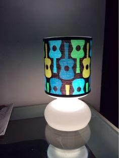 Lichtje aan, lichtje uit Hilde@home ikealampje gemaakt door Sistersmade