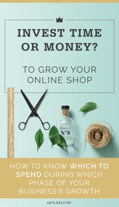 Should You Invest Your Time or Your Money to Grow Your Business?