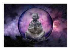 Nebula Buddha