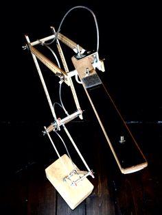 WDA - WilDesignArt - Stecca Lamp legno
