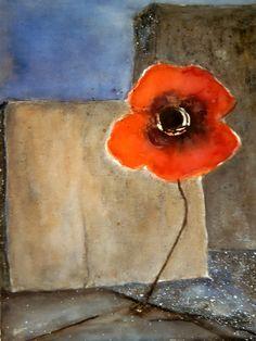 Neu in meiner Galerie bei OhMyPrints: Mauerblümchen