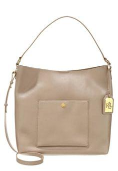 Lauren Ralph Lauren Tote bag - porcini £185.00 # #fashion! #WomensClothing