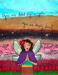 Held By Angels ~ Lori Portka