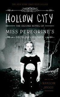 Hollow City by Ransom Riggs Fantasy & Paranormal #TeenBestof2014 #IndigoTeen