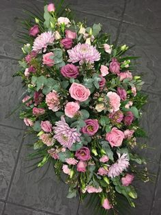 Classic Funeral Wreath