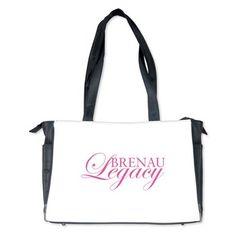 Brenau Legacy Diaper Bag