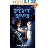 The Secret Seven books