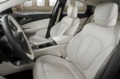 2015 Chrysler 200 cockpit pics 600x399 2015 Chrysler 200 Review, Specification, with Images