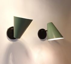 For sale: Pair of Jacques Biny wall lamps, Wall Lamps, Wall Lights, Retro Home, Mid Century Design, Light Up, Design Projects, Vintage Designs, Mid-century Modern, Sconces