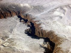 Black Canyon of the Gunnison, from above.
