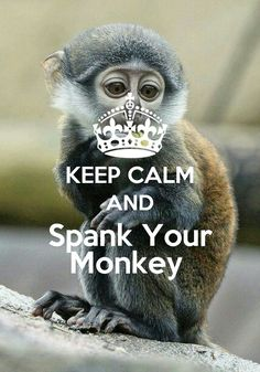 Good place to spank your monkey