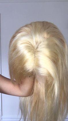 #wigs #hairstyles #613 wig #humanhairwigs #hairlove #alopecia #alopeciaawareness #hairlosscauses #blondehair #baldgirlsrock