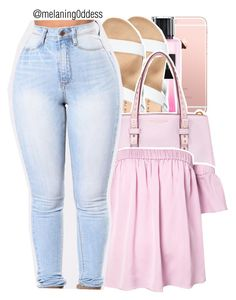 """""""7/11 x Beyonce"""" by melaning0ddess ❤ liked on Polyvore featuring Victoria's Secret, New Look, Marc Jacobs and Milly"""