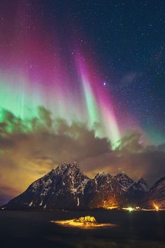 From Another World | Sund, Lofoten, Norway | Vicki Mar